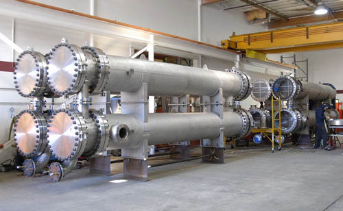Thiết kế thiết bị trao đổi nhiệt